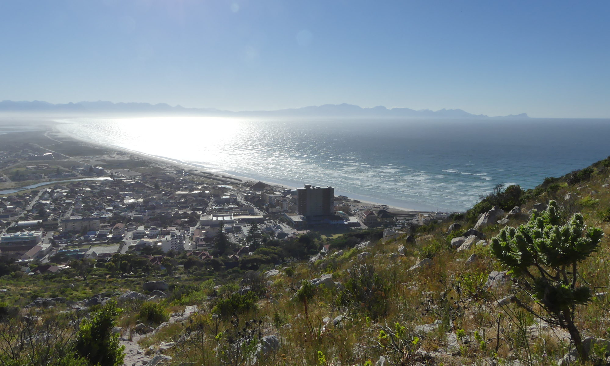 Hiking In Muizenberg Near Palms Place Guest House