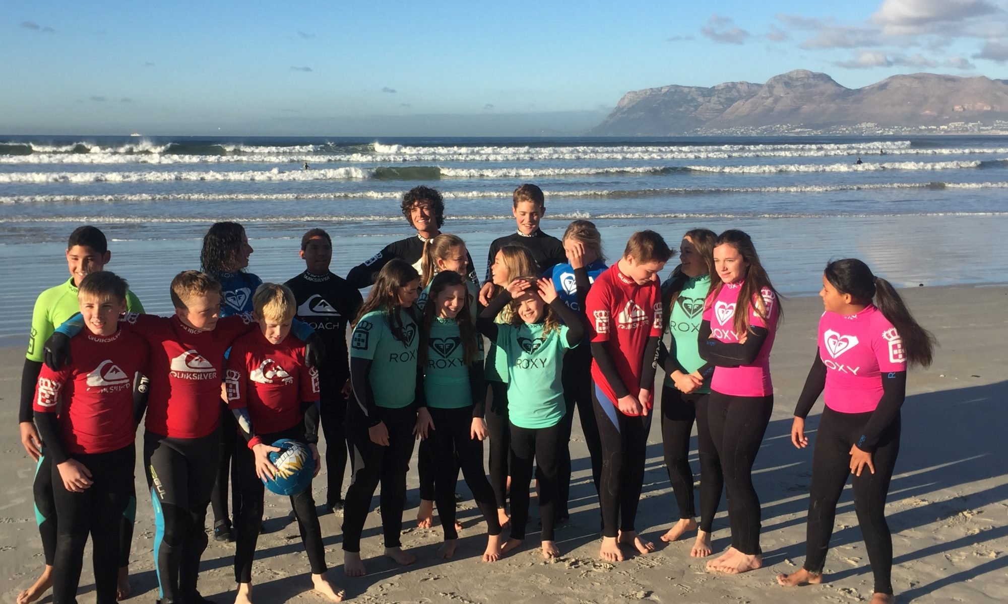 Stay at Palms Place B&B and Book Surf lessons in Muizenberg